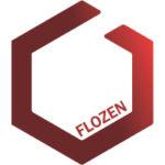 logo flozen logistique manufacturing